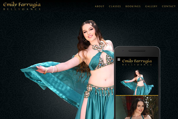 Built with Nimbo website builder - Emily Farrugia Bellydance