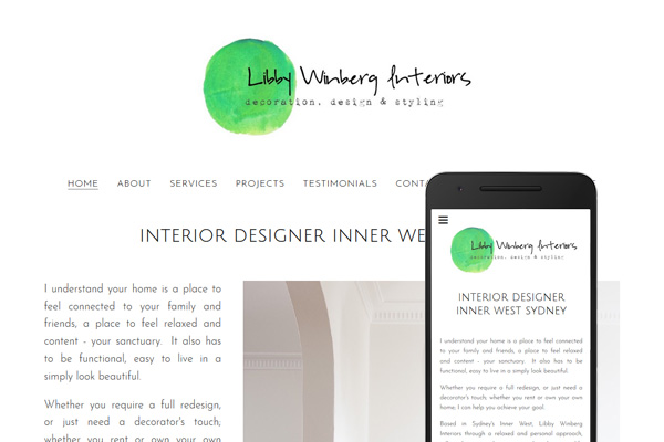 Built with Nimbo website builder - Libby Winberg Interiors